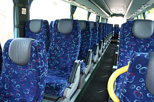 Commandery Coaches 51 53 Seater Coach